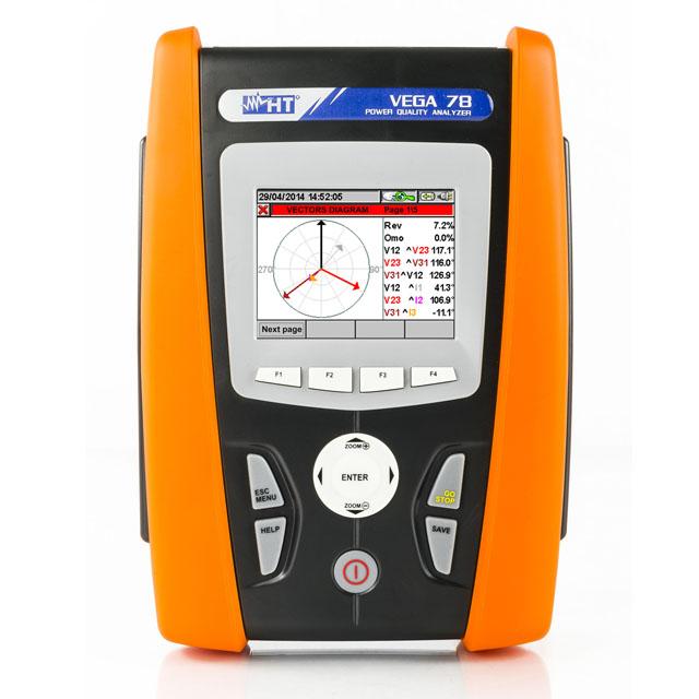 VEGA78三相电能质量分析仪